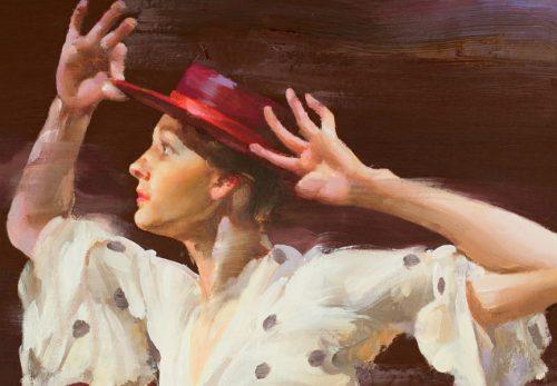 作品紹介ページ「クラシックバレエ Ⅱ」に、作品5点を追加掲載しました。